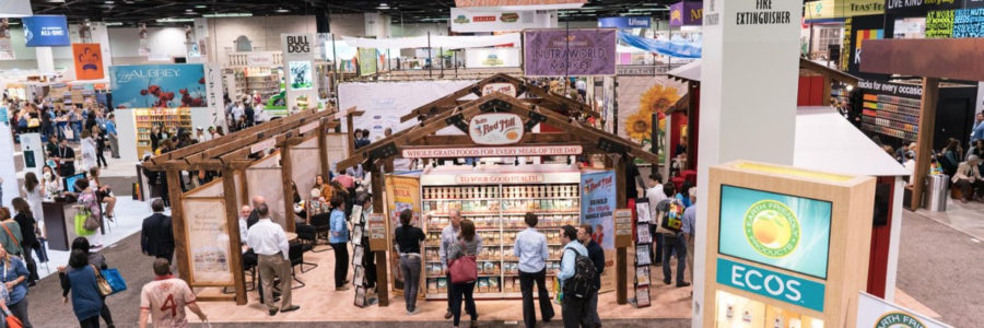 Natural Products Expo West – March 9 -11, 2018