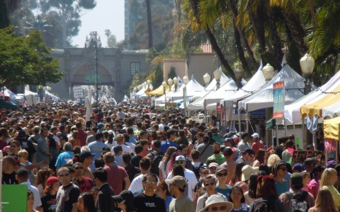EarthFair/San Diego At Balboa Park – April 23rd