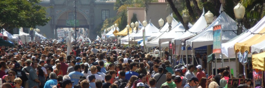 EarthFair/San Diego At Balboa Park – April 22nd