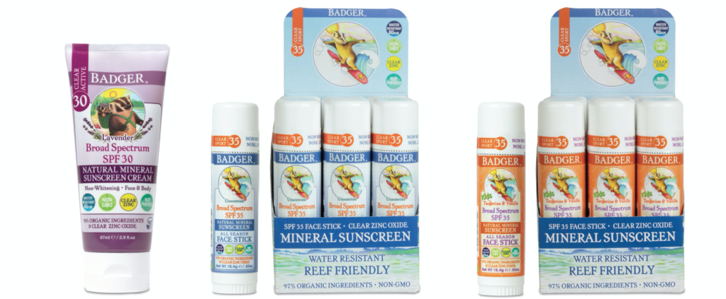 Badger Spring Launch Products